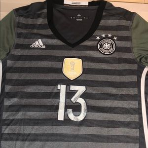 Adidas Germany national soccer team women's jersey